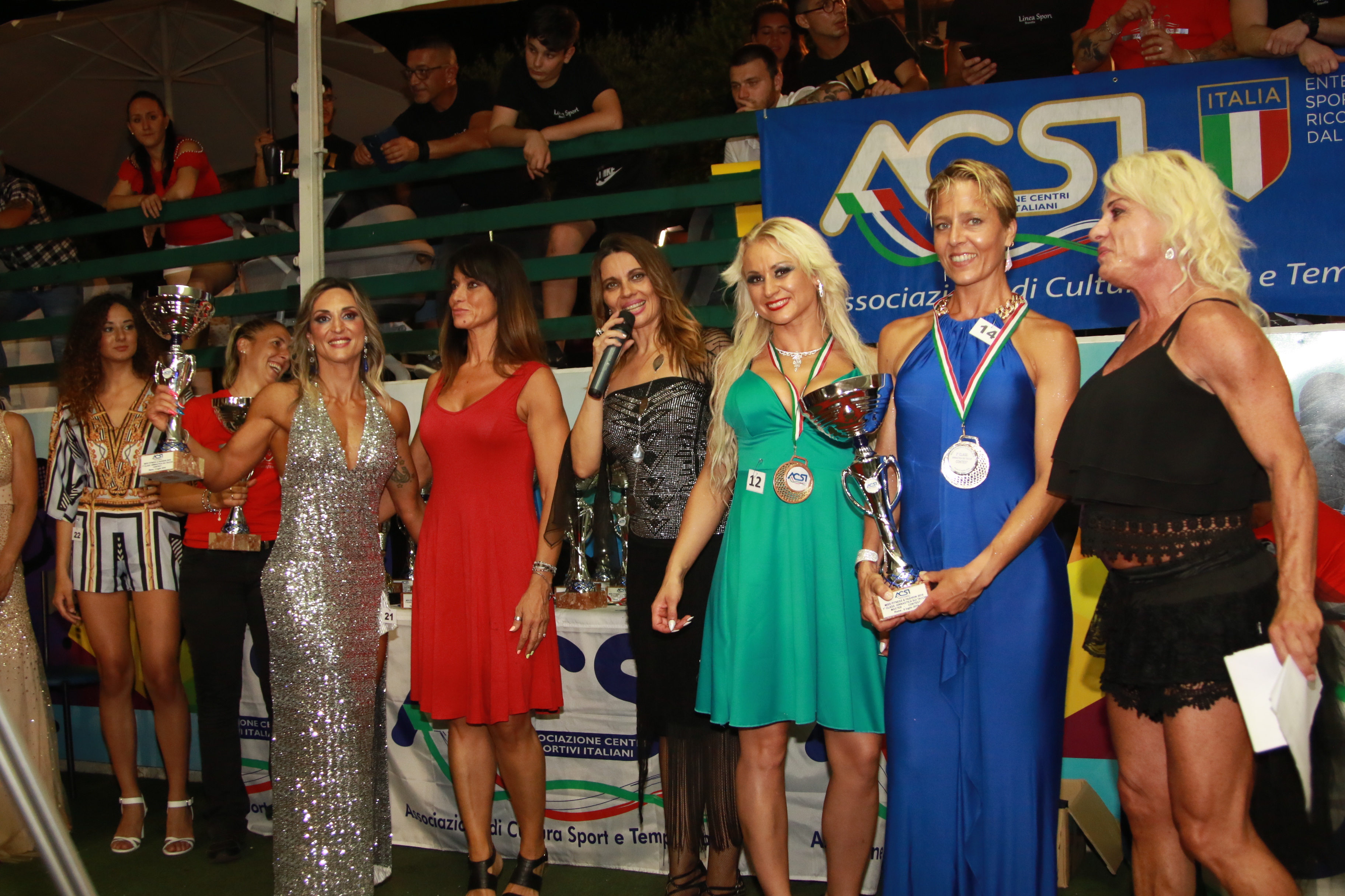 "ROMA, GRANDE SUCCESSO DI ""MISS FITNESS & FASHION"""