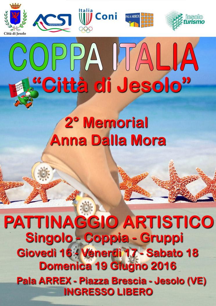 Coppa italia acsi citt di jesolo 2 memorial anna for Comune di brescia sportello immigrati nuovo elenco