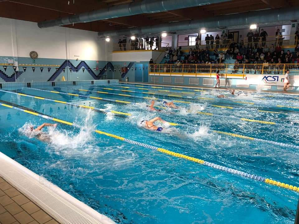 "NUOTO, A LECCE L'EVENTO ""EVERYBODY SWIM"""