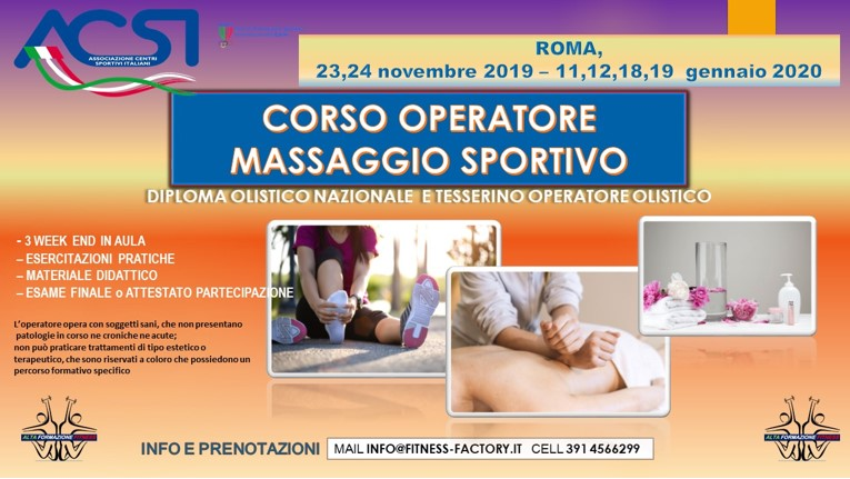 AL VIA IL CORSO WELLNESS & HEALTH-SPORTS MASSAGE