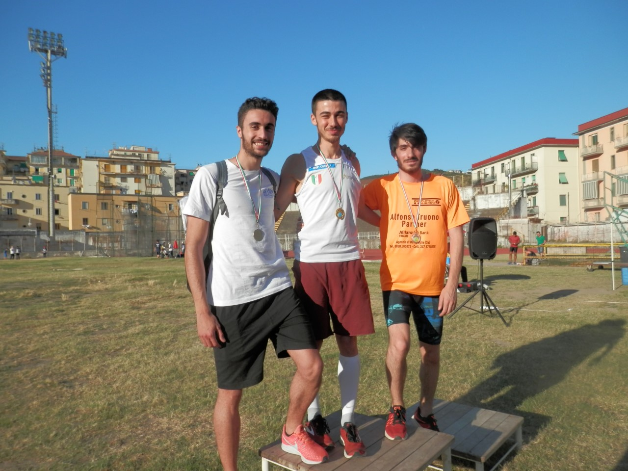 ENTERPRISE: MEDAGLIE AD ASSOLUTI, ALLIEVI E MASTER IN VISTA DELL'UNIVERSIADE
