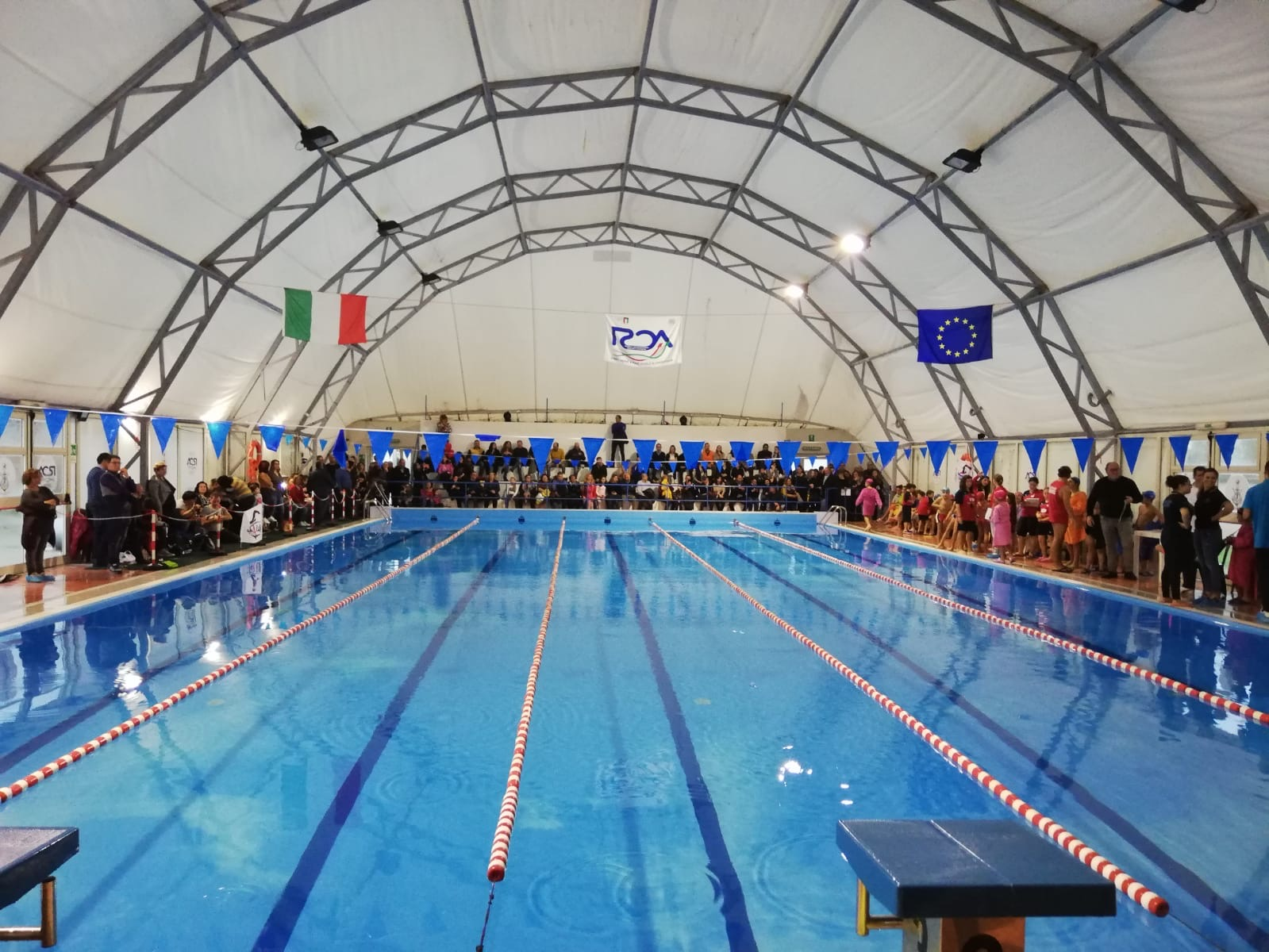 NUOTO, IN CALABRIA LA 1^ FASE DEL CIRCUITO EVERYBODY SWIM