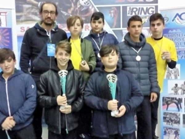MAGLIE (LE), TORNEO INTERREGIONALE DI KARATE E KICK BOXING: SUGLI SCUDI IL KARATE CLUB ALLISTE