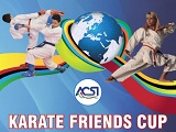 MARSCIANO (PG), IN SCENA LA KARATE FRIENDS CUP